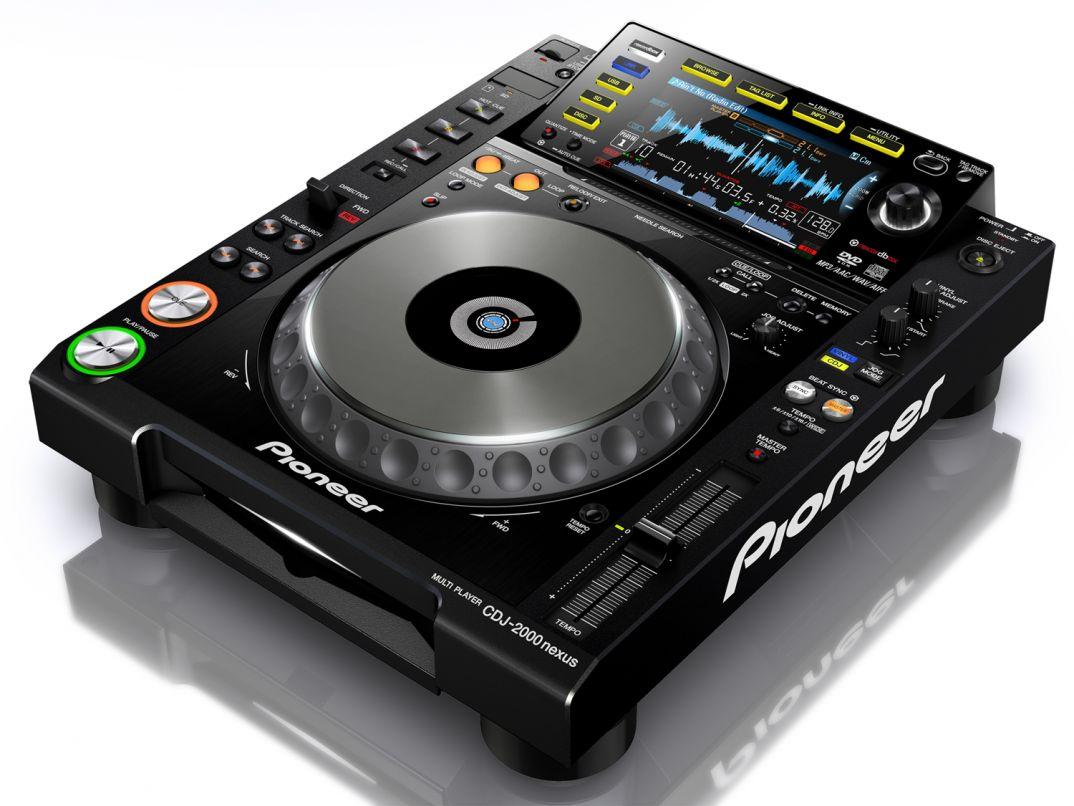 cdj2000nexusanglelow - DJ School: Документальные фильмы о диджеях