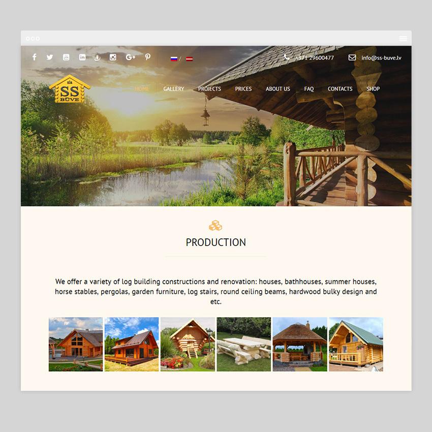 gulbuves - Разработка сайтов на Wordpress