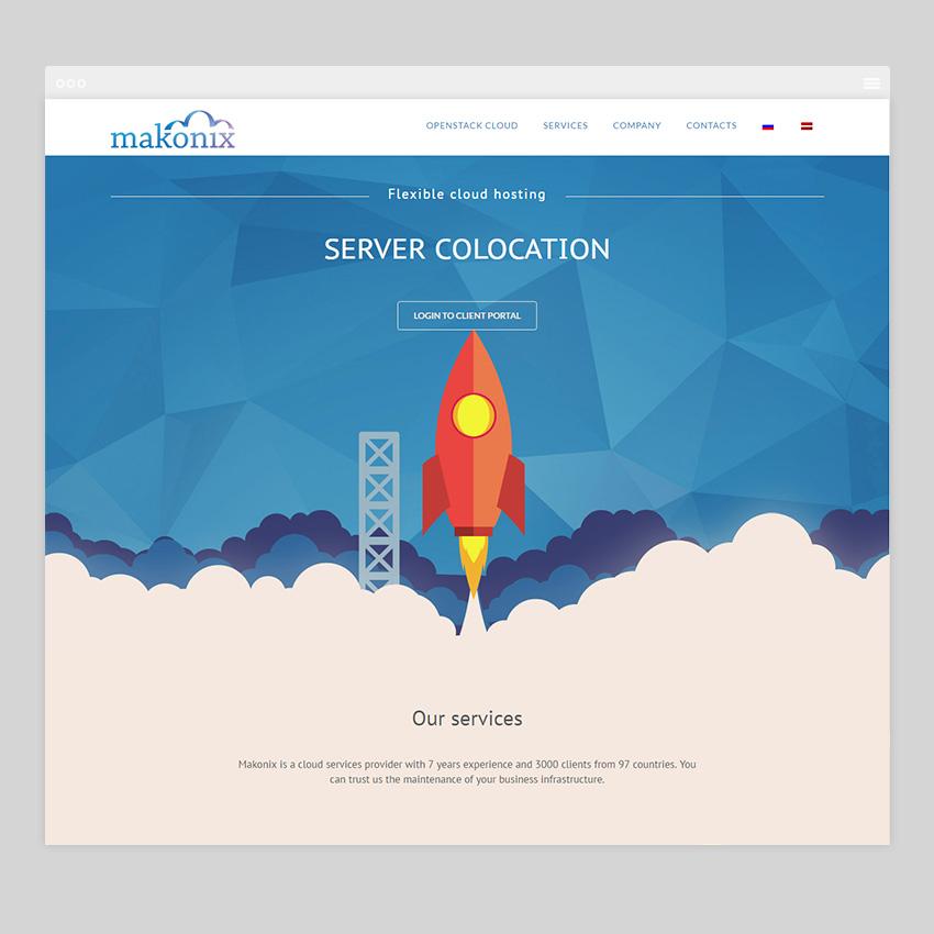 makonix - Разработка сайтов на Wordpress