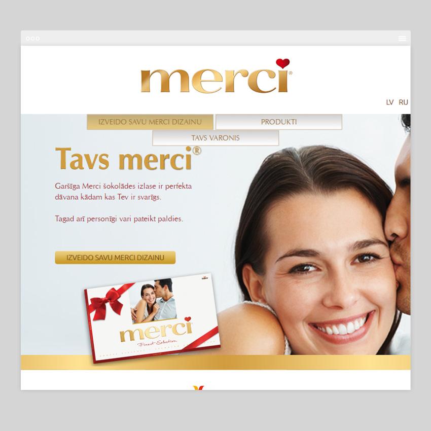 tavsmerci.lv  - Разработка сайтов на Wordpress