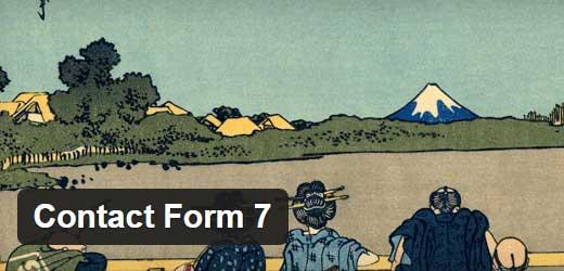 contactform7 - Сравниваем 5 лучших плагинов для контактных форм в WordPress