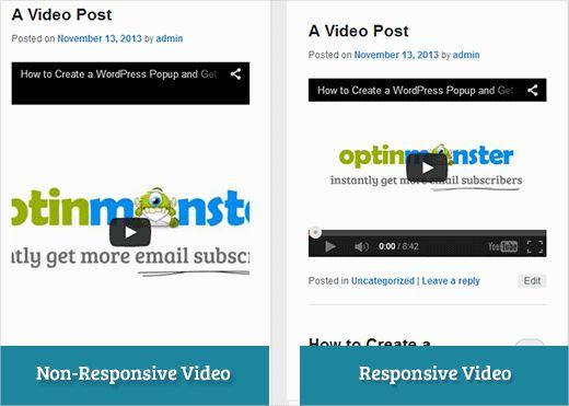 responsive video - 8 лучших обучалок по jQuery в WordPress для начинающих