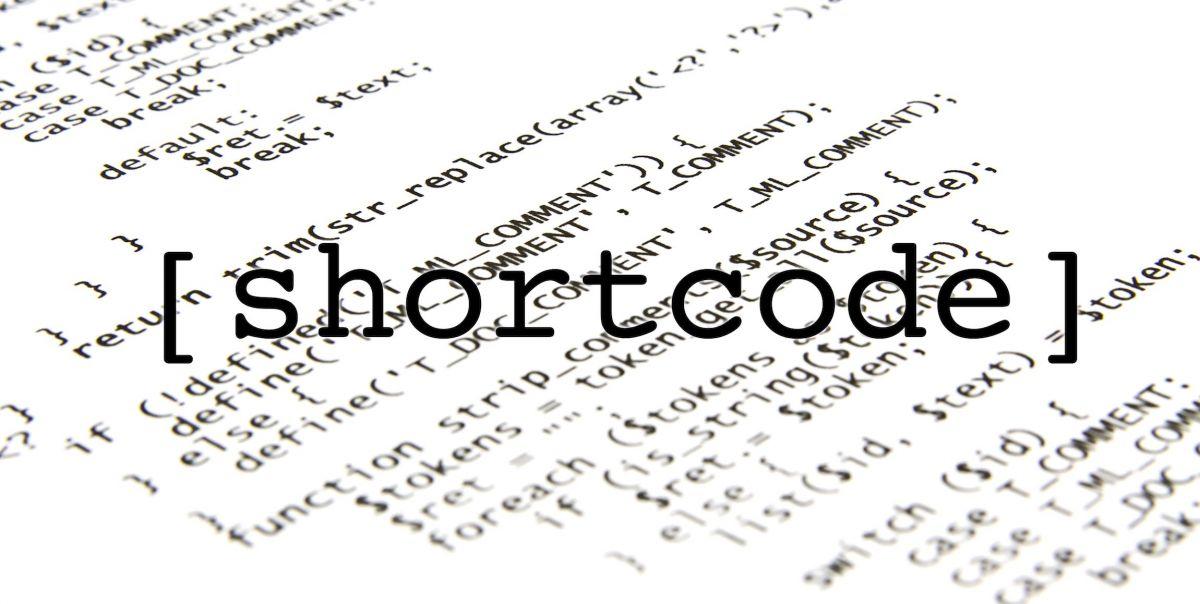 shortcode - Как использовать шорткоды в виджетах сайдбара