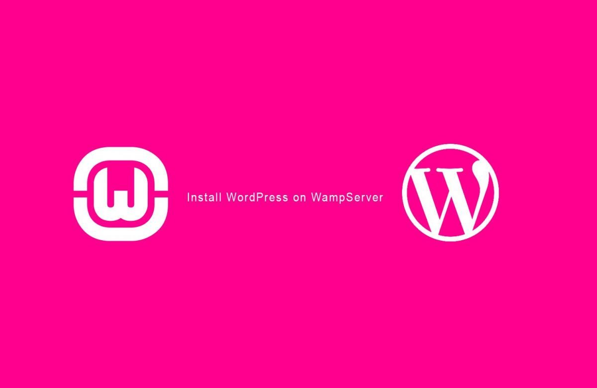install-wordpress-on-wamp-featured