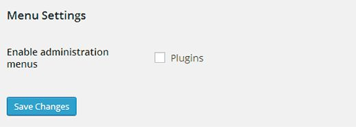 enable-plugin-menu