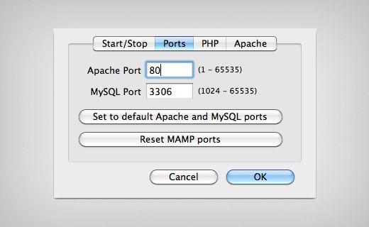 mamp-ports