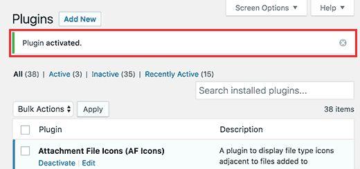 adminnoticeexample - Как добавить свои администраторские уведомления в Wordpress