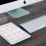 apple desk working technology 150x150 - Как показать сегодняшнюю дату в WordPress?
