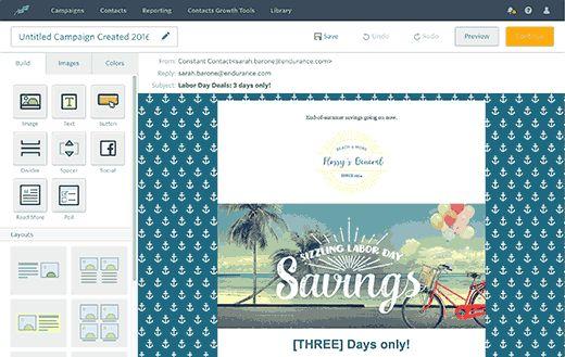 emailcompose - Как подсоединить Constant Contact к Wordpress: пошаговое руководство