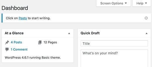 noticebyuserrole - Как добавить свои администраторские уведомления в Wordpress