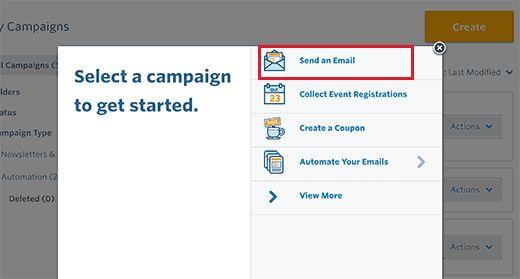 sendemailcamp - Как подсоединить Constant Contact к Wordpress: пошаговое руководство