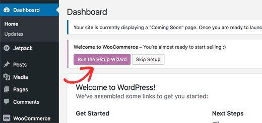 woosetup - Как открыть интернет-магазин: пошаговое руководство