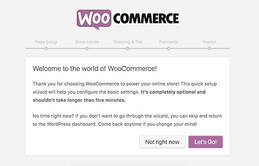 woosetup1 - Как открыть интернет-магазин: пошаговое руководство