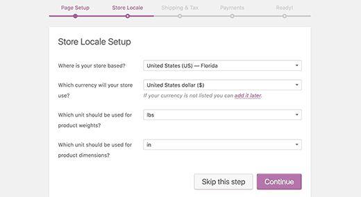 woosetup3 - Как открыть интернет-магазин: пошаговое руководство