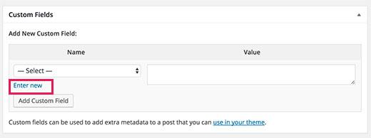 addnewcf - Как использовать внешние ссылки в заголовках постов в Wordpress