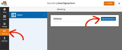 connectingform - Полная инструкция как подсоединить Aweber к Wordpress