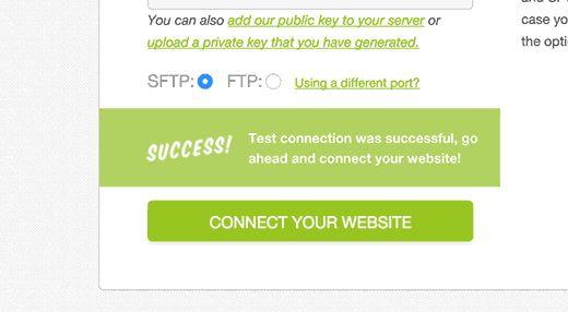 connectwebsite - Как настроить автоматический бэкап с помощью Codeguard