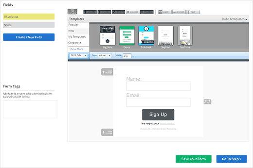 designform - Полная инструкция как подсоединить Aweber к Wordpress