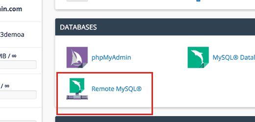 remotemysql - Как настроить автоматический бэкап с помощью Codeguard