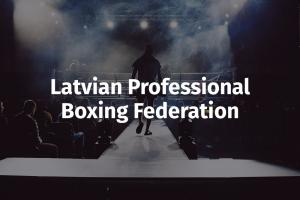 Latvian Professional Boxing Federation 1