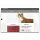 Корпоративный сайт для Норвежской ветеринарной клиники