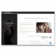 Сайт визитка для мастера по визажу